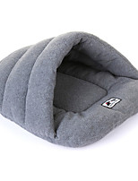 Dog Warm Cozy Slipper Winter Fleece Bed Pet Mats & Pads Six Colors