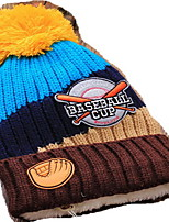 Children's baseball hat labeling hat parent-child cap Warm / Comfortable  BaseballSports