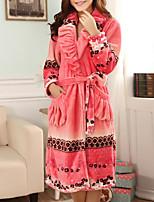 Ženy Organická bavlna / Polyester Pyžama