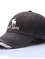 Unisex Cotton Baseball Cap,Casual Fall / Winter