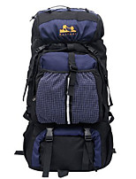 60 L Travel Duffel / Travel Organizer / Backpack / Hiking & Backpacking Pack / External Frame Pack / RucksackWearable / Breathable /