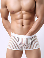 Men Shorties & Boyshorts,PU Panties