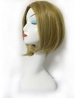 High Quality Charming Wave Short Wig Roese Net Heat Resistant Synthetic Wigs For Women  Free Cap