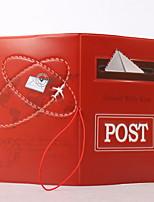 Voyage Etui à Passeport & Pièce d'Identité Rangement de Voyage Etanche / Résistant à la poussière / Portable