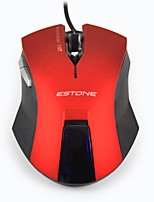 Gaming Mouse USB 800/1200/1600/2400 DPI Estone E-8100