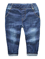 Boy Casual/Daily Solid Jeans-Cotton Spring / Fall