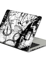 1 pc Scratch Proof PVC Body Sticker Word Pattern For MacBook Pro 15'' with Retina / MacBook Pro 15'' / MacBook Pro 13'' with Retina / MacBook