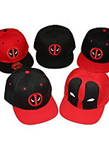 Deadpool Hip-hop cap hat along Breathable / Comfortable  BaseballSports