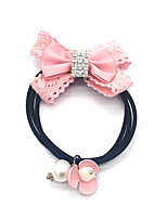 Women Alloy / Rhinestone / Gemstone & Crystal / Imitation Pearl Headband,Cute / Party / Work / Casual