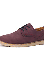 Men's Oxfords Fall / Winter Comfort Leatherette Outdoor / Office & Career / Casual