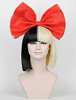 Red bow sia wig big bow accessories(No wigs included)