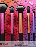6 Other Brush Synthetic Hair Full Coverage Face / Eye Others