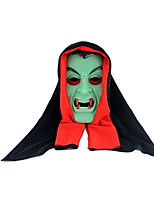 Halloween Manufacturers For Direct Supplies Masquerade Masks Zombie Mask Head Luminous Vampire Mask
