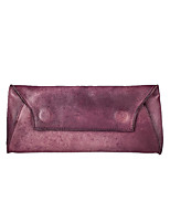Women Cowhide Casual / Event/Party / Office & Career Wristlet
