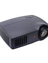 SV-326 ЖК экран Мини-проектор WVGA (800x480) 2800 lumen Светодиодная лампа 16:9/4:3
