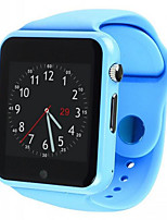 Colorful Metal Frame With SIM Card Calls Motion Monitoring Smart Watch