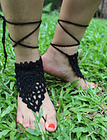 Anklet/Bracelet Shape Feature Material Material Shown Color Women's Jewelry Quantity  2.Anklet/Bracelet Shape Feature Material Material Shown Color