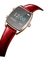 W1 No hay ranura para tarjetas SIM Bluetooth 4.0 iOS / Android Control de Medios / Control de Mensajes / Control de Cámara 512MB Audio
