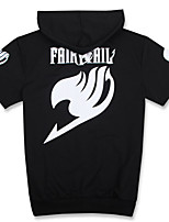 Cosplay Suits Inspired by Fairy Tail Cosplay Accessories Shirt  Cotton Unisex
