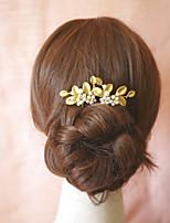 Pince à Cheveux Alliage Vintage / Mignon / Soirée / Décontracté Femme
