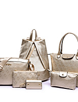 Women PU Casual / Event/Party Bag Sets
