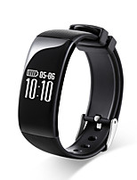 LXW-0055 Bluetooth Smart Bracelet Heart Rate Monitor Wristband Fitness Tracker remote camera for IOS Android