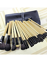 24 Other Brush Synthetic Hair Professional / Full Coverage / Synthetic / Eco-friendly / Portable Face / Eye Others