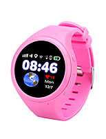 Smart watch Children Kid Wristwatch  GSM GPRS GPS Locator Tracker Anti-Lost Smartwatch Child Guard for iOS Android