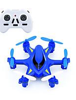 hj w609 - 5 6 eixo hexacopter giroscópio 4.5ch 2,4 g rc com luzes LED 3D invertido vôo - azul