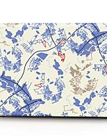 мода геометрический рисунок MacBook корпус компьютера для Macbook air11 / 13 pro13 / 15 Pro с retina13 / 15 macbook12