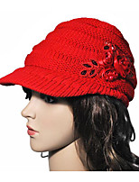 Women Knitwear Floppy Hat,Casual Fall / Winter