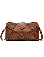 Unisex Cowhide Formal / Casual / Event/Party / Office & Career Shoulder Bag