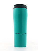 Travel Mug & Cup Travel Drink Shock And Impact Resistant Won't Fall Over Portable Plastic