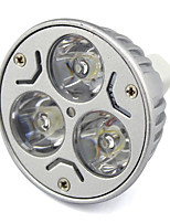 3W MR16 12V LED 12V DC/AC Spotlight Warm/Cool White 2800-3500K/5000-6500K (1 Piece)