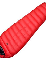 Sleeping Bag Slumber Bag Single 10 Down 400g 180X30 Hiking / Camping / Traveling / Outdoor / IndoorWaterproof / Rain-Proof / Windproof /