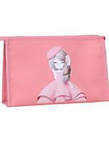 корейский милый мультфильм новый большой мешок хранения емкость женская косметичка.