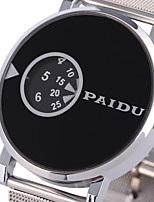 Paidu watch men Japan Movt Male Quartz Watch Rotational Scale metalStrap Wristwatch sports watches relogio feminino