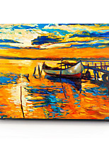 Dusk Oil Painting Pattern MacBook Computer Case For MacBook Air11/13 Pro13/15 Pro with Retina13/15 MacBook12