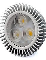 6W GU5.3(MR16) Spot LED MR16 3 LED Haute Puissance 560 lm Blanc Chaud / Blanc Froid V 1 pièce