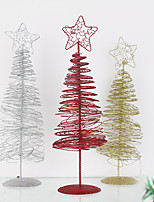 Christmas Decorations / Iron Tree 30cm