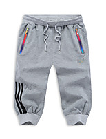 Running Pants/Trousers/Overtrousers / Bottoms Men's Soft / Comfortable Cotton Golf / Leisure Sports / Running SlimIndoor / Outdoor