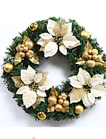 Christmas Wreath Pendant 40cm