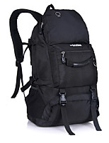 40 L mochila / Mochila para Excursão Acampar e Caminhar / Montanhismo Ao ar Livre VestívelVermelho / Cinzento / Preto / Verde Militar /