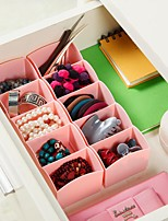 Drawer Separating Underwear  Bra Bra Underwear Tie Sub Compartment Storage Box  Home Desktop  Plastic DrawerType Storage Box