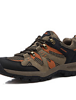 Sneakers Hiking Shoes Mountaineer Shoes Men's Anti-Slip Anti-Shake/Damping Wearproof Wearable Breathable Sweat-Wicking Outdoor Fabric