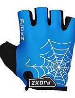 FJQXZ® Sports Gloves Women's / Men's / Unisex Cycling Gloves Spring / Summer / Autumn/Fall / Winter Bike GlovesBreathable / Wearproof /