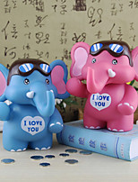 1PC Flying Elephant Piggy Unbreakable Piggy Bank Large Money Piggy Bank Tube