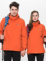 Hiking Softshell Jacket / Ski/Snowboard Jackets / Windbreakers / Tops UnisexWaterproof / Breathable / Thermal / Warm / Quick Dry /