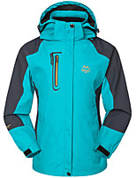 Women's Tops Camping / Hiking Backcountry Breathable Thermal / Warm Spring Summer Fall/Autumn