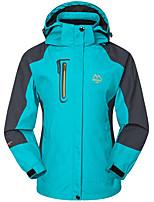 Femme Hauts/Tops Camping / Randonnée Hors piste Respirable Garder au chaud Printemps Eté Automne